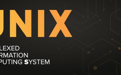 Unix คืออะไร