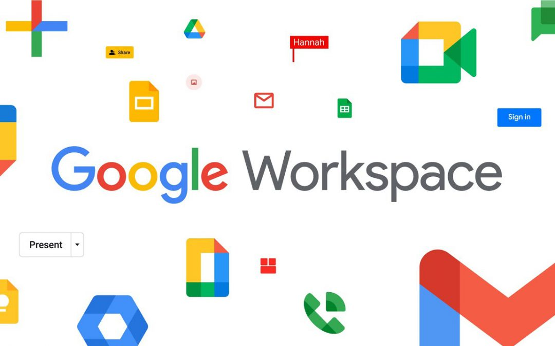 Google Workspace คืออะไร ?