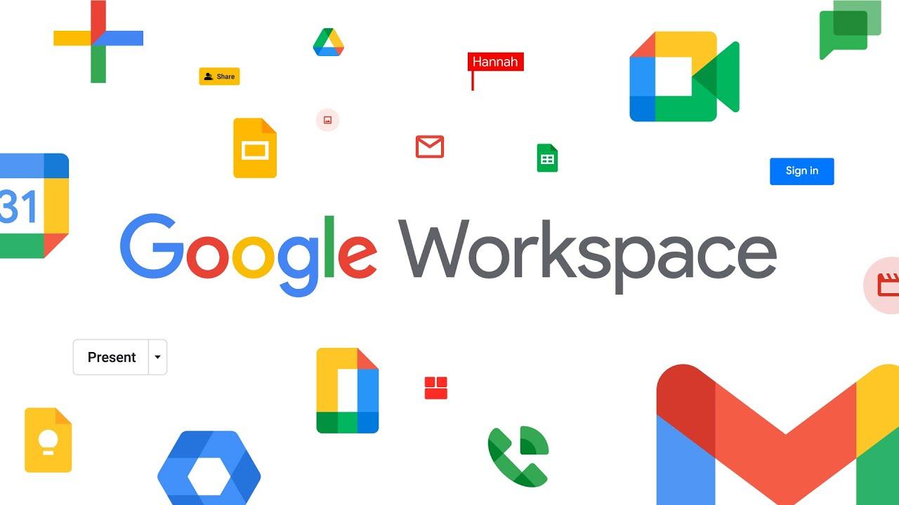 google-workspace คืออะไร