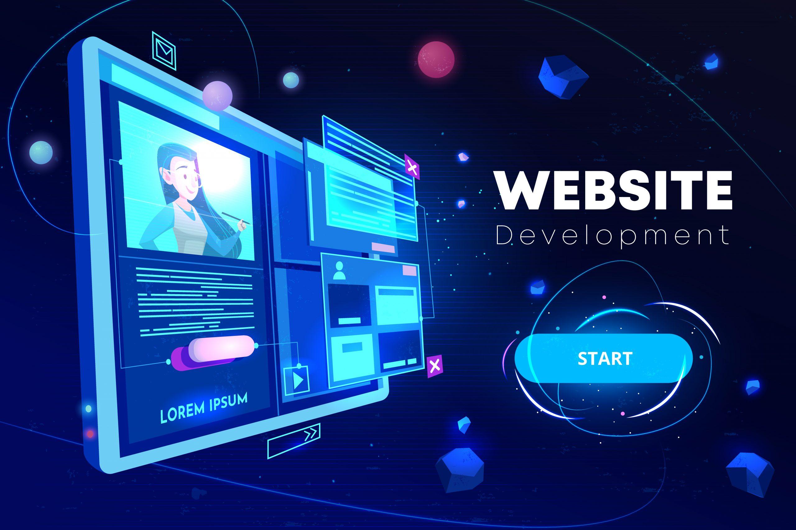 ทำเว็บไซต์บริษัท